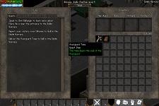 Quest Log screenshot